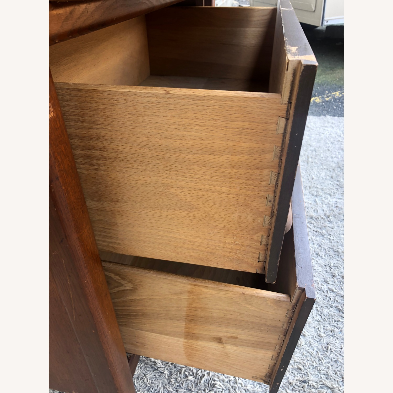 Mid Century Four Drawer Dresser - image-15