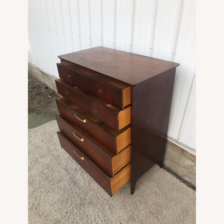 Drexel Mid Century Modern Highboy Dresser - image-11