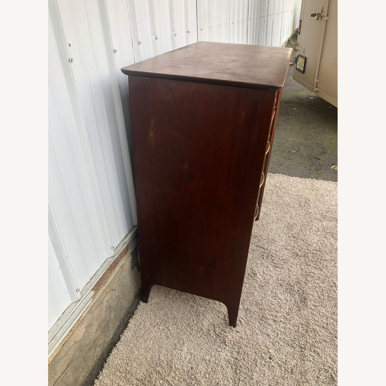 Drexel Mid Century Modern Highboy Dresser - image-5