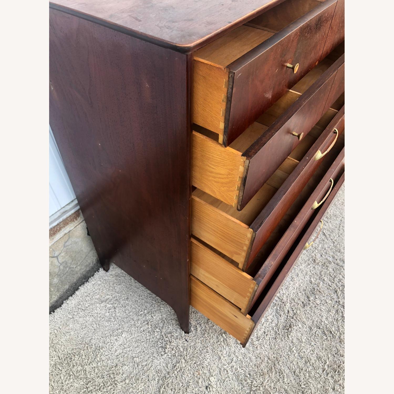 Drexel Mid Century Modern Highboy Dresser - image-12
