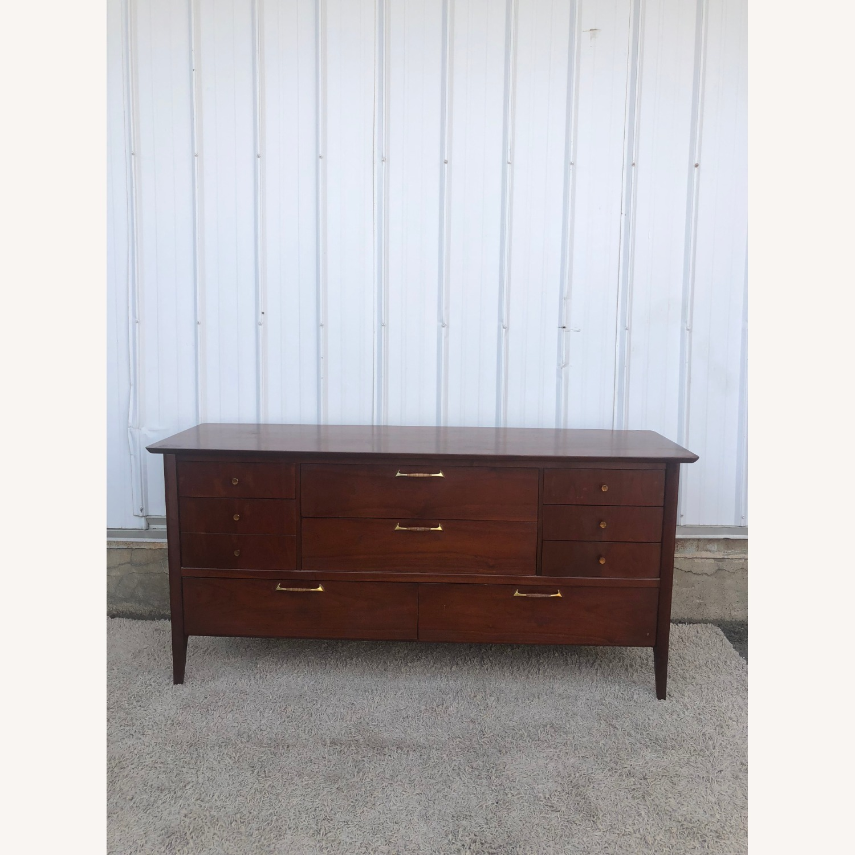 Drexel Mid Century Lowboy Dresser - image-3