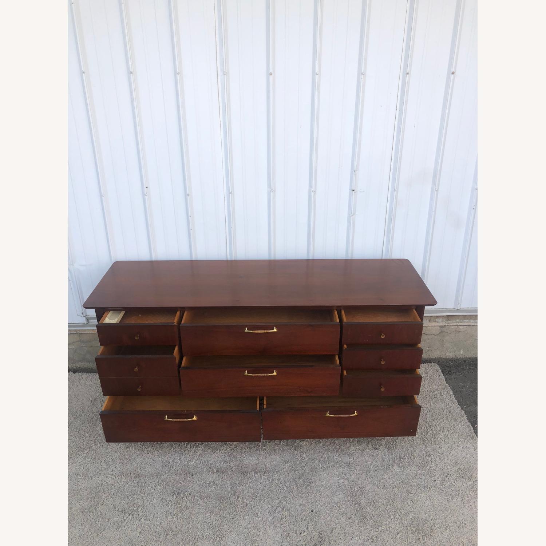Drexel Mid Century Lowboy Dresser - image-10