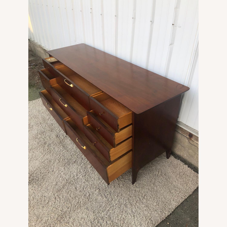 Drexel Mid Century Lowboy Dresser - image-11