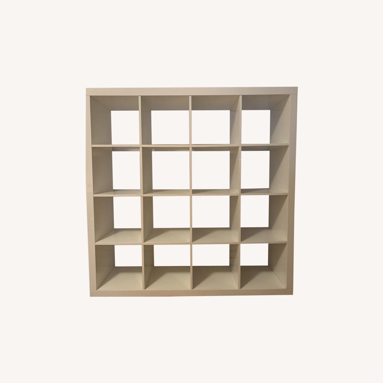 IKEA Expedit 4x4 Grid - image-0