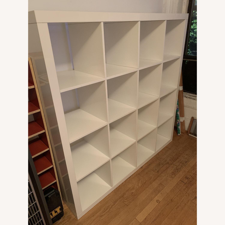 IKEA Expedit 4x4 Grid - image-2