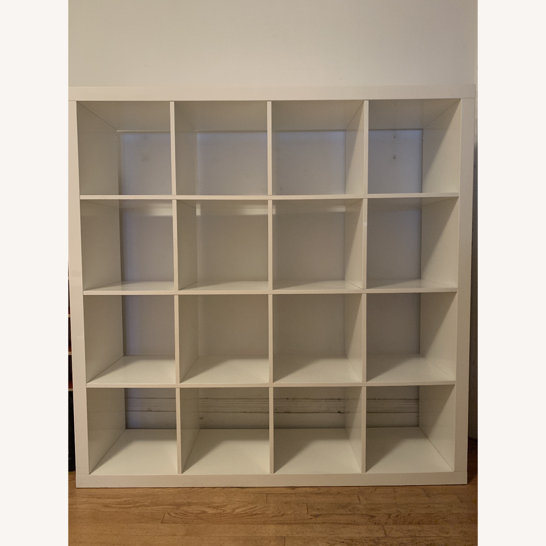 IKEA Expedit 4x4 Grid - image-1