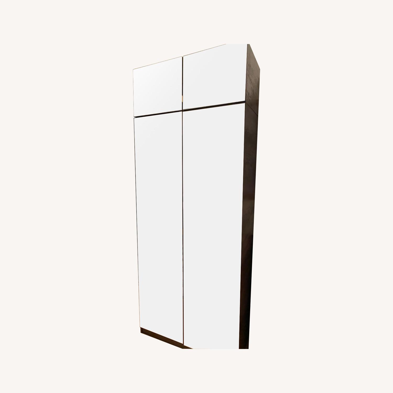 Contempo Space Freestanding Wardrobe - image-10