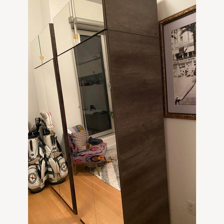 Contempo Space Freestanding Wardrobe - image-6