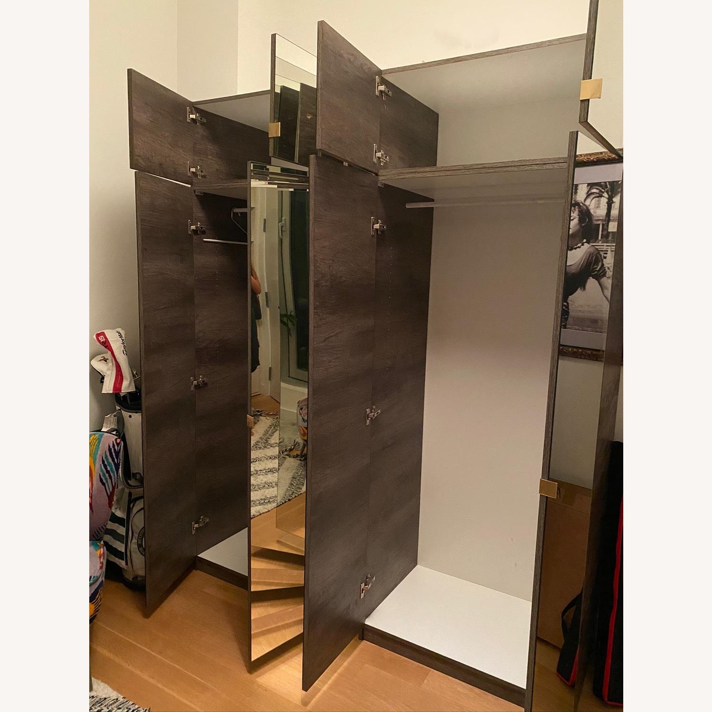Contempo Space Freestanding Wardrobe - image-1