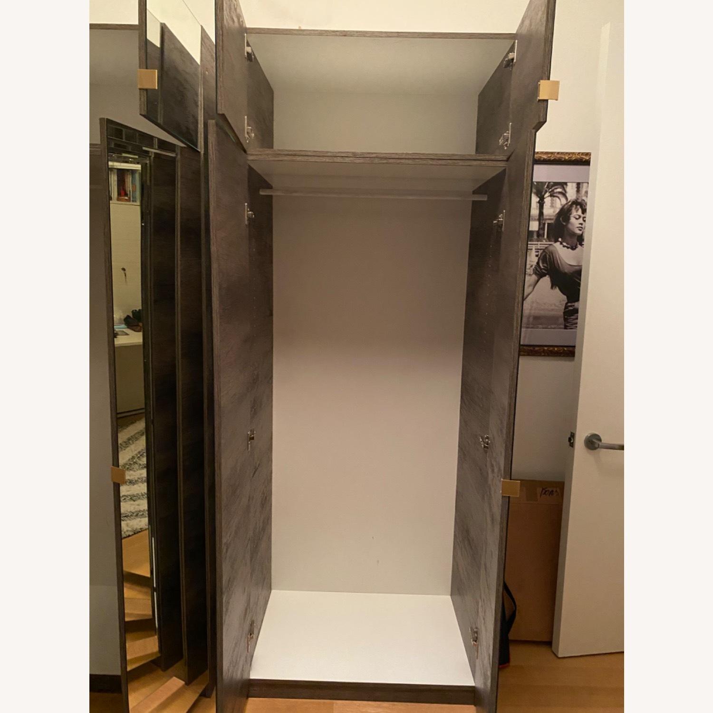 Contempo Space Freestanding Wardrobe - image-2
