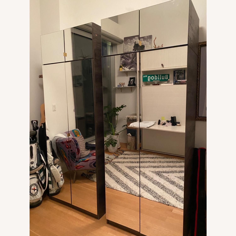 Contempo Space Freestanding Wardrobe - image-0