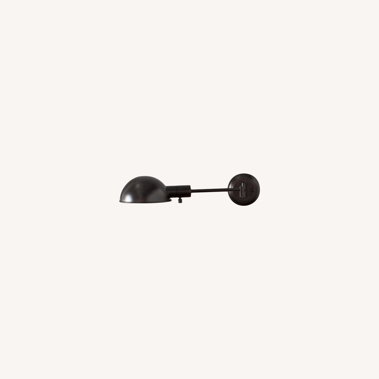Allmodern Clearmont Arm Lamp Oil Rubbed Bronze - image-0