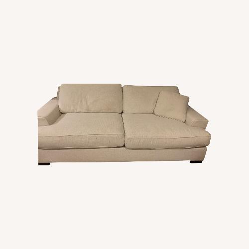 "Used Macy's Ainsley Sofa 101"" for sale on AptDeco"