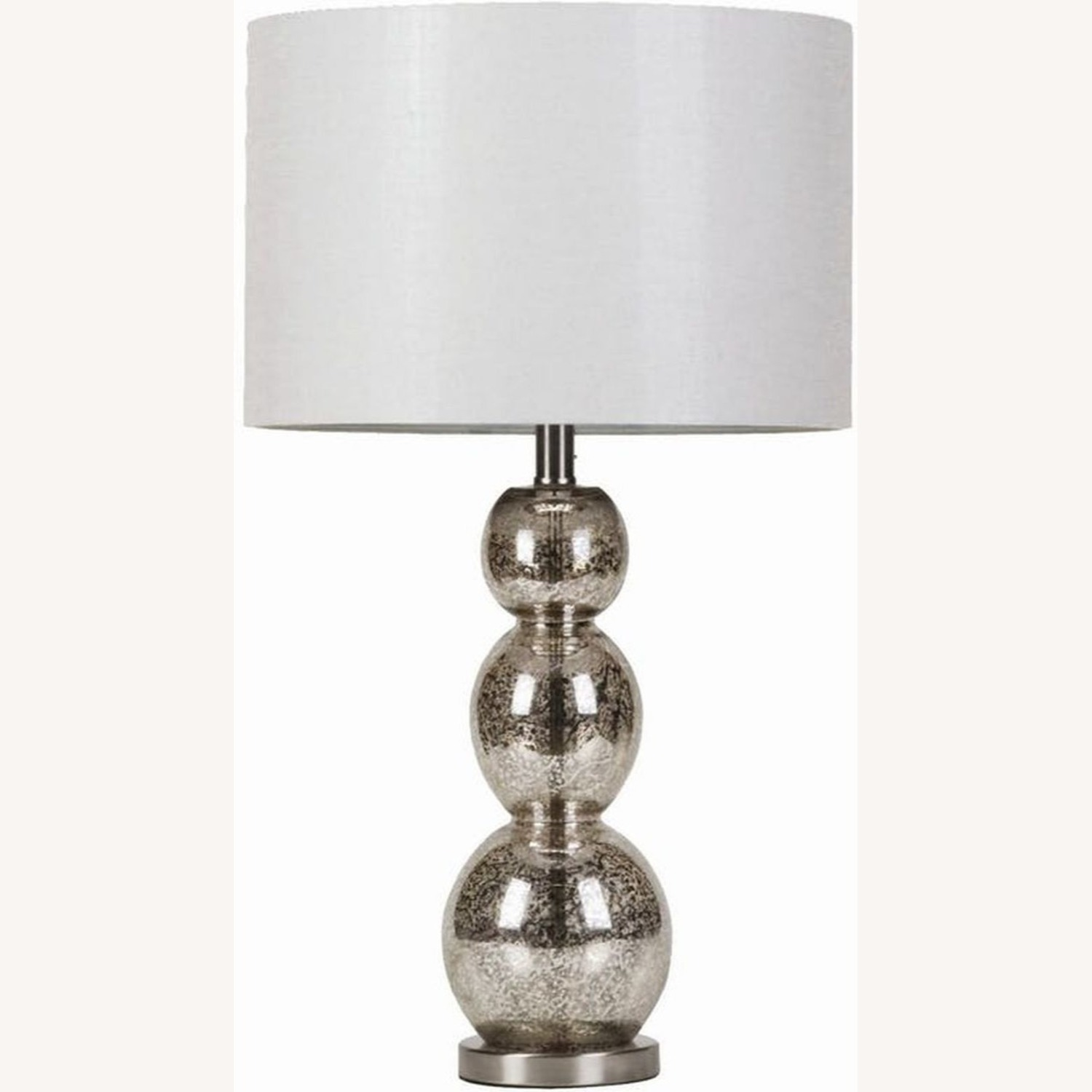 Table Lamp W Graduated Sphere Base - image-0
