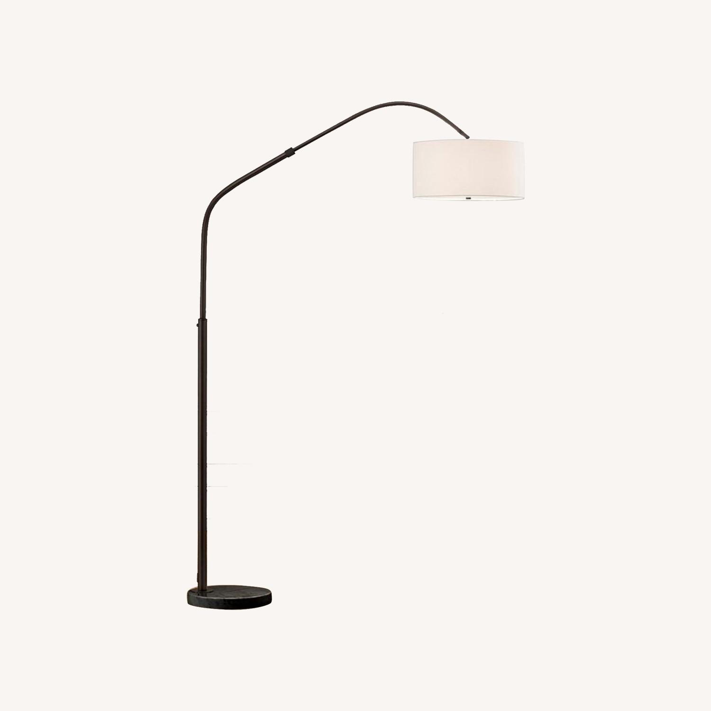 """Wayfair Retractable 81"""" Arc Floor Lamp - image-0"""