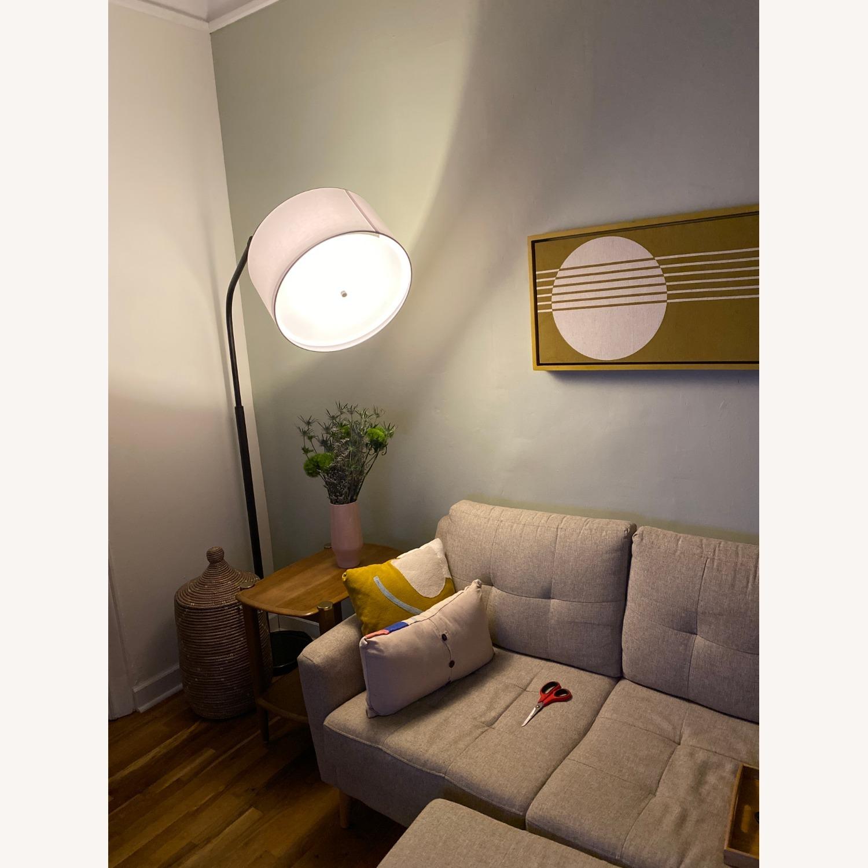 """Wayfair Retractable 81"""" Arc Floor Lamp - image-3"""