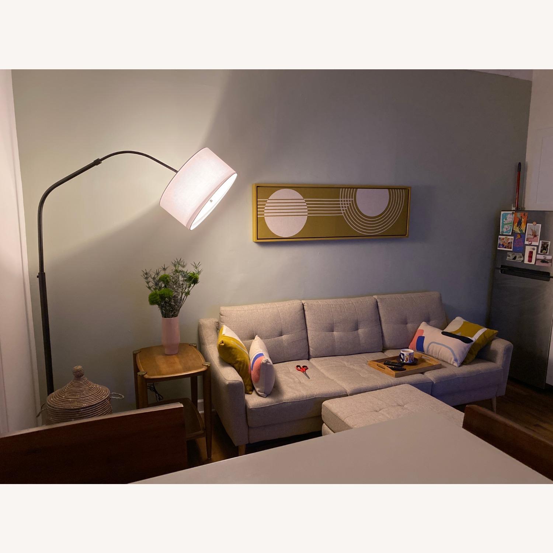 """Wayfair Retractable 81"""" Arc Floor Lamp - image-2"""