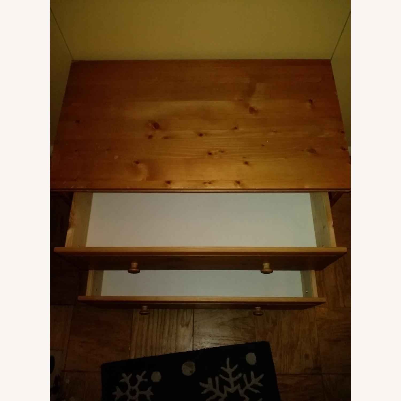 2-drawer Wooden Unit - image-4