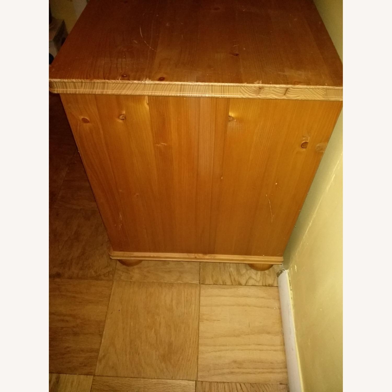2-drawer Wooden Unit - image-2