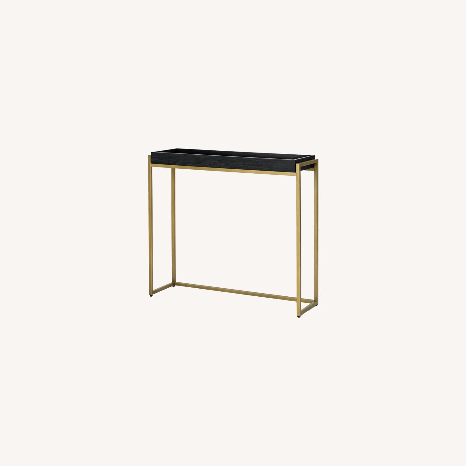 Article Oscuro Black Console - image-0