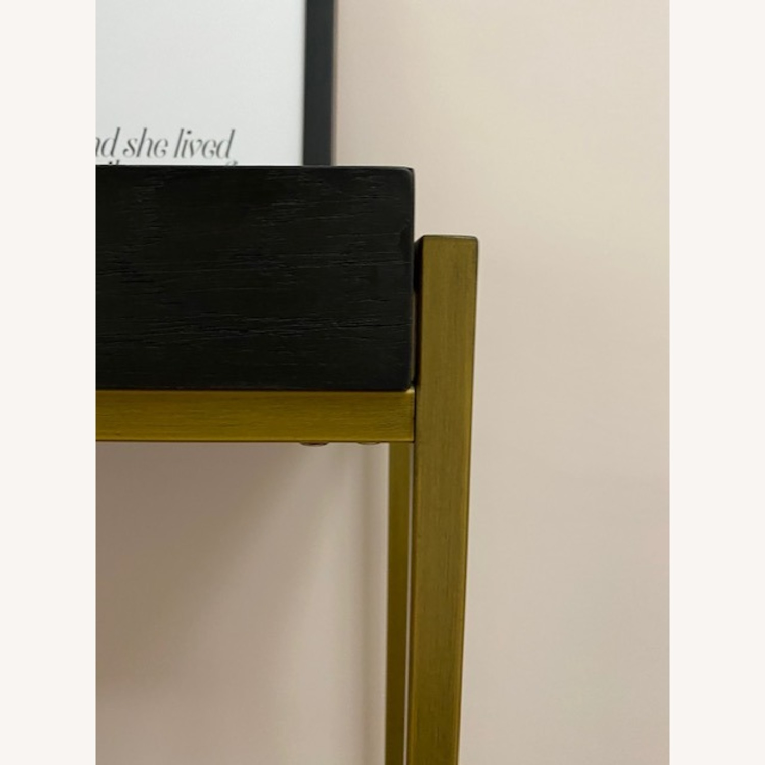 Article Oscuro Black Console - image-5