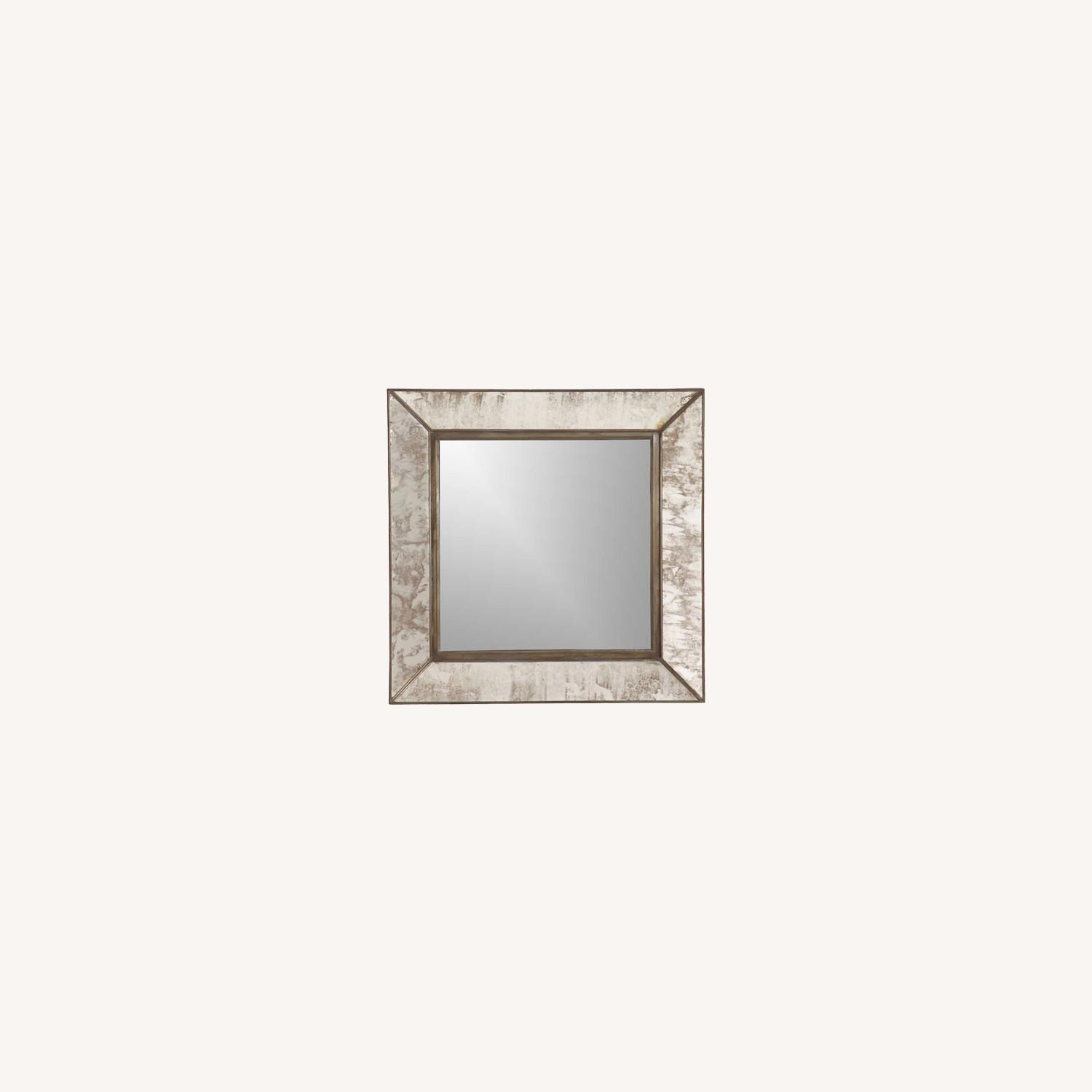 Crate and Barrel Dubois Mirror Set - image-0