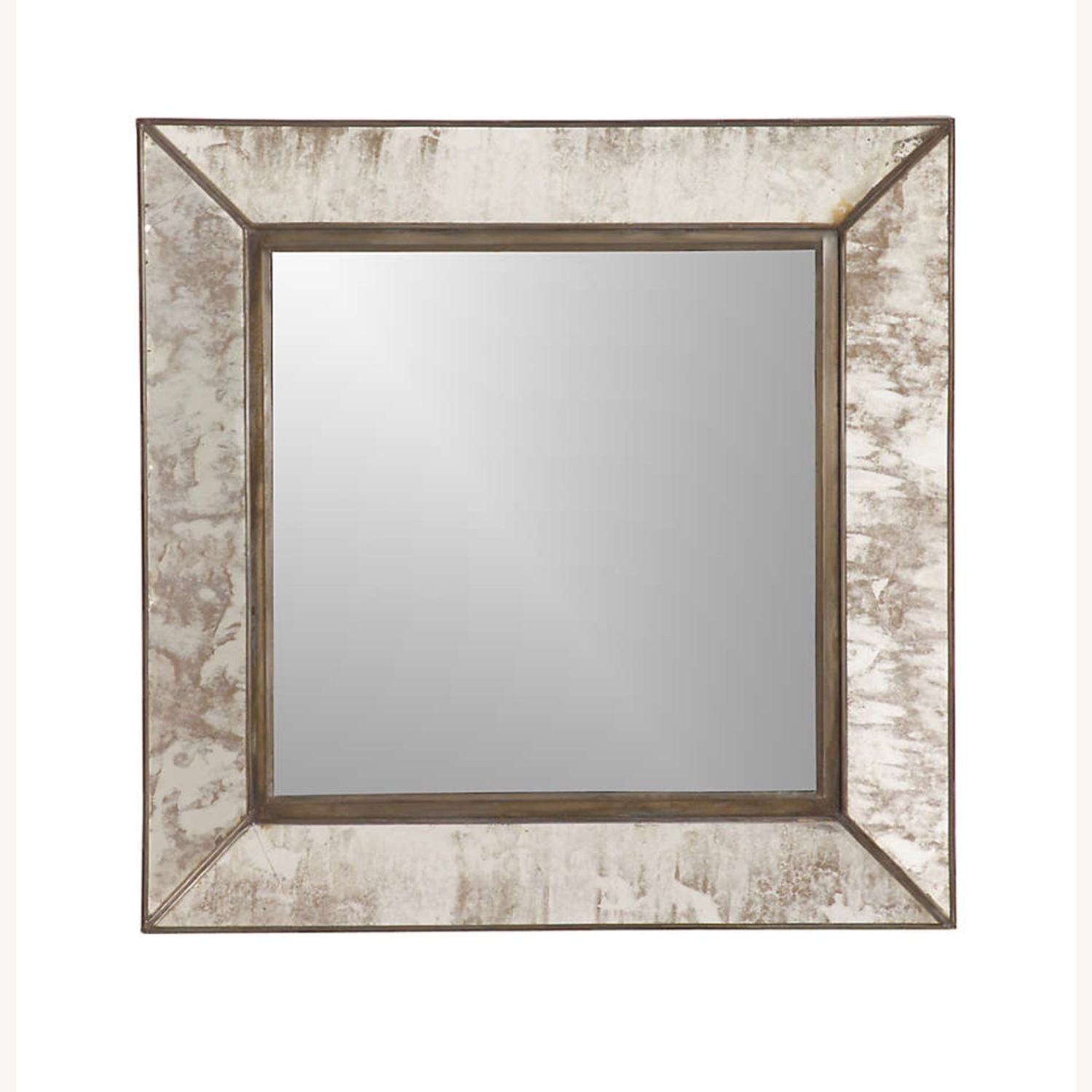 Crate and Barrel Dubois Mirror Set - image-1