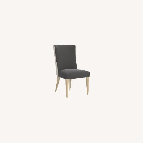 Used Williams Sonoma Trevor Dining Side Chair for sale on AptDeco