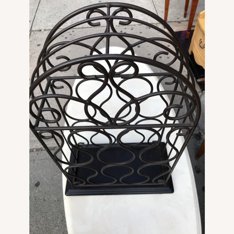 Metal Wine Rack - image-6