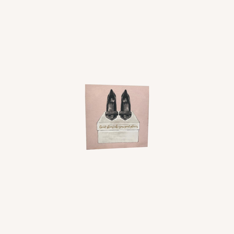 Feminine Pink Wall Decor - image-0