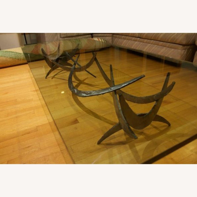 Silas Seandel Glass Coffee Table - image-2