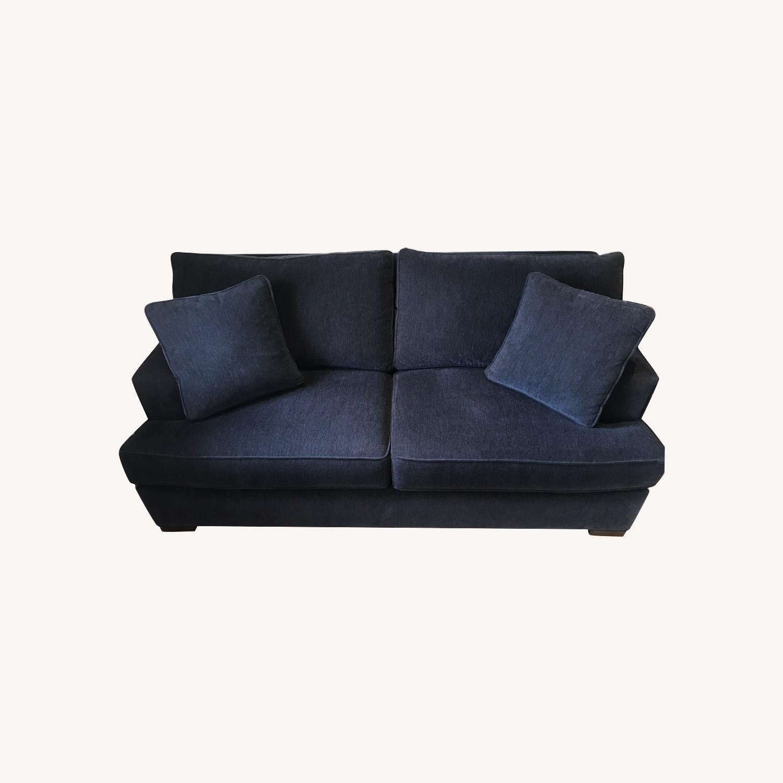 Arhaus Loveseat Sleeper Sofa - image-0