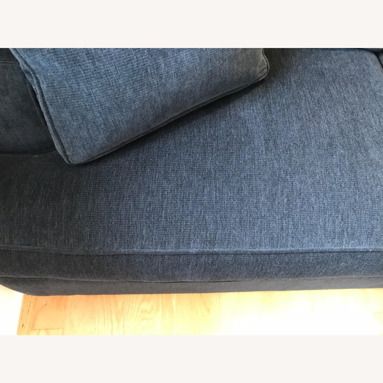 Arhaus Loveseat Sleeper Sofa - image-4