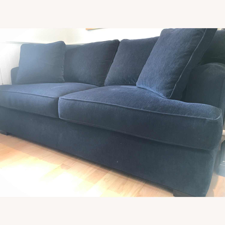 Arhaus Loveseat Sleeper Sofa - image-3