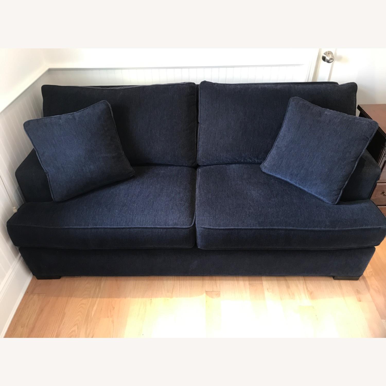 Arhaus Loveseat Sleeper Sofa - image-1