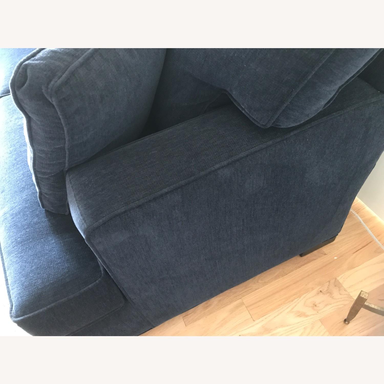Arhaus Loveseat Sleeper Sofa - image-2