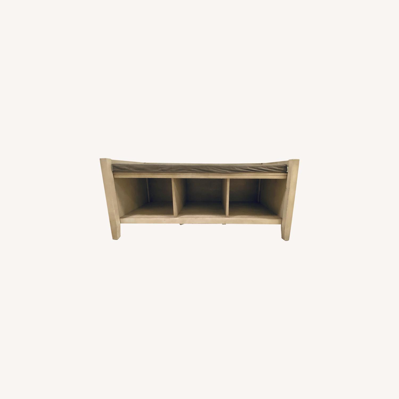 IKEA Entrance Bench - image-0