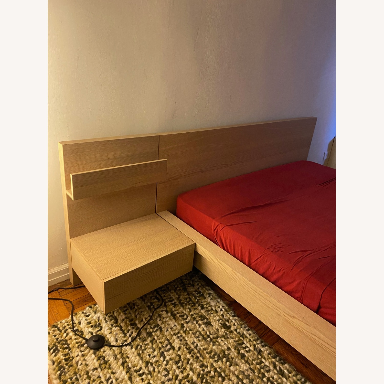 IKEA Malm Queen Bed - image-1