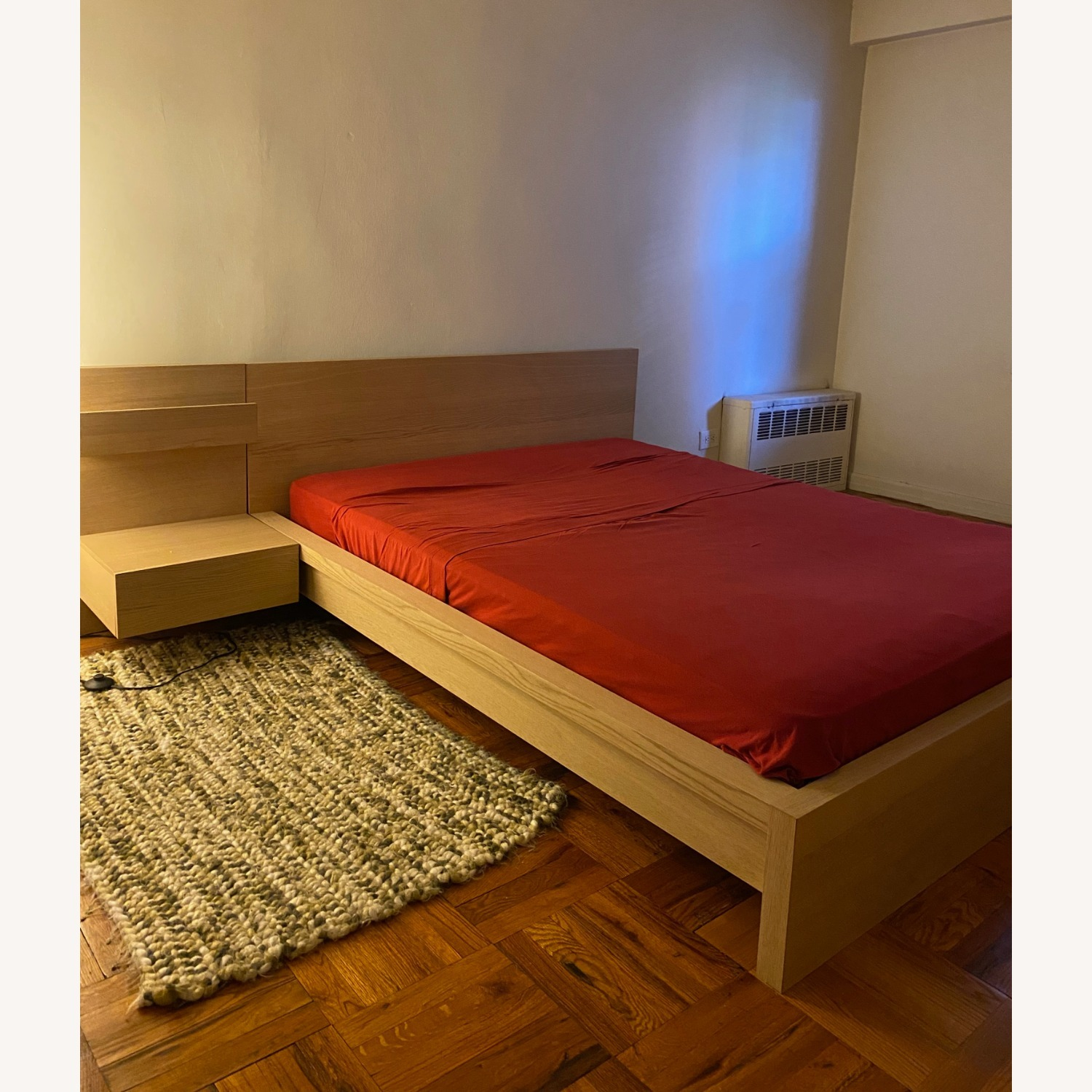 IKEA Malm Queen Bed - image-0