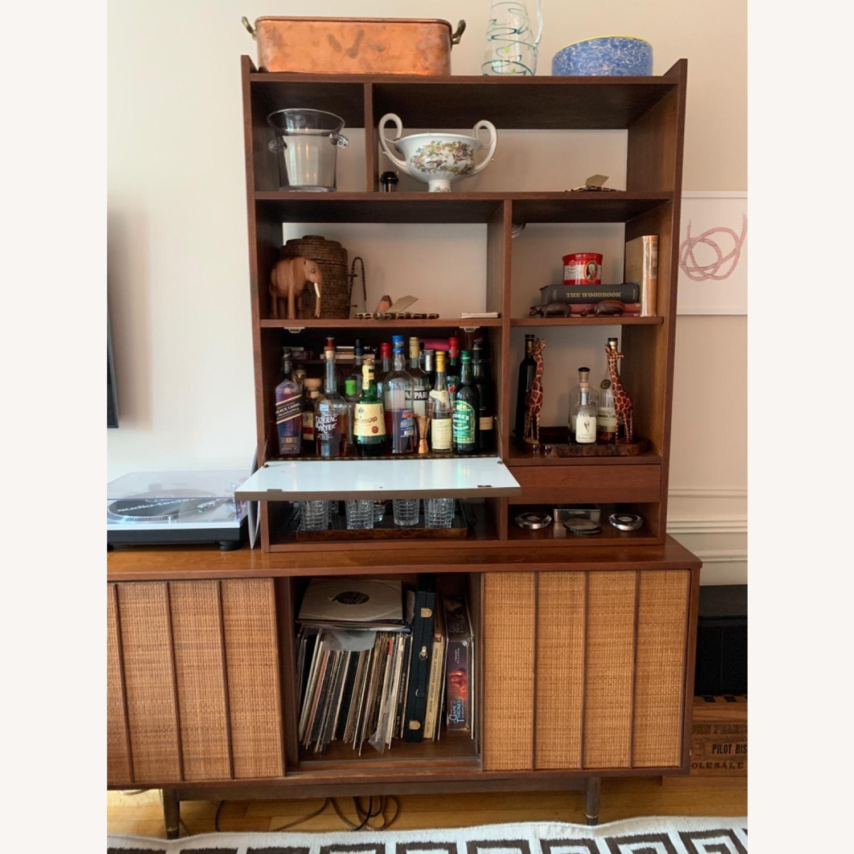 Mid-centrury Hutch/bar - image-4