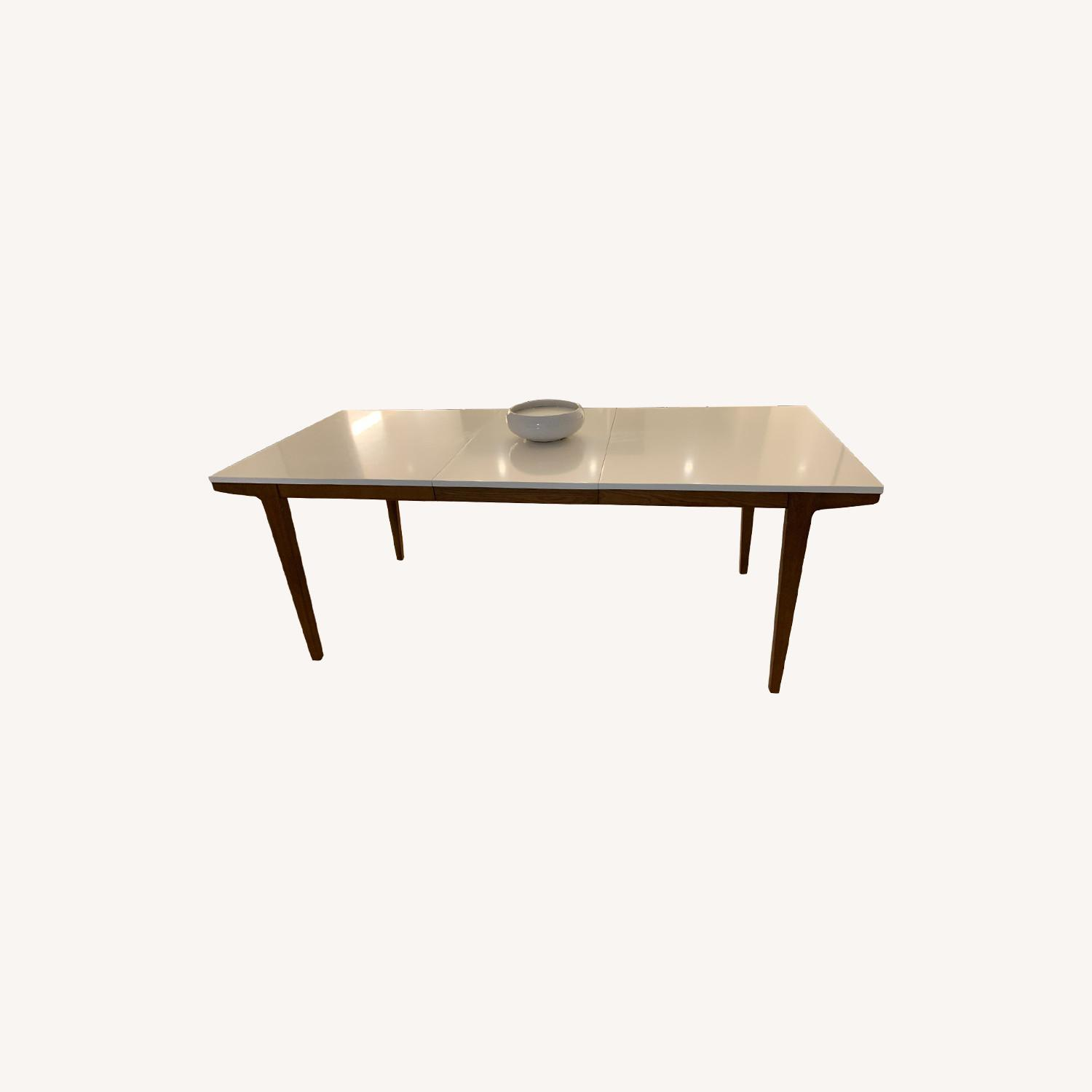 West Elm Expandable Dining Table - image-0
