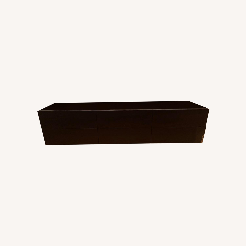 Design Within Reach Modern Low Profile Dresser - image-0