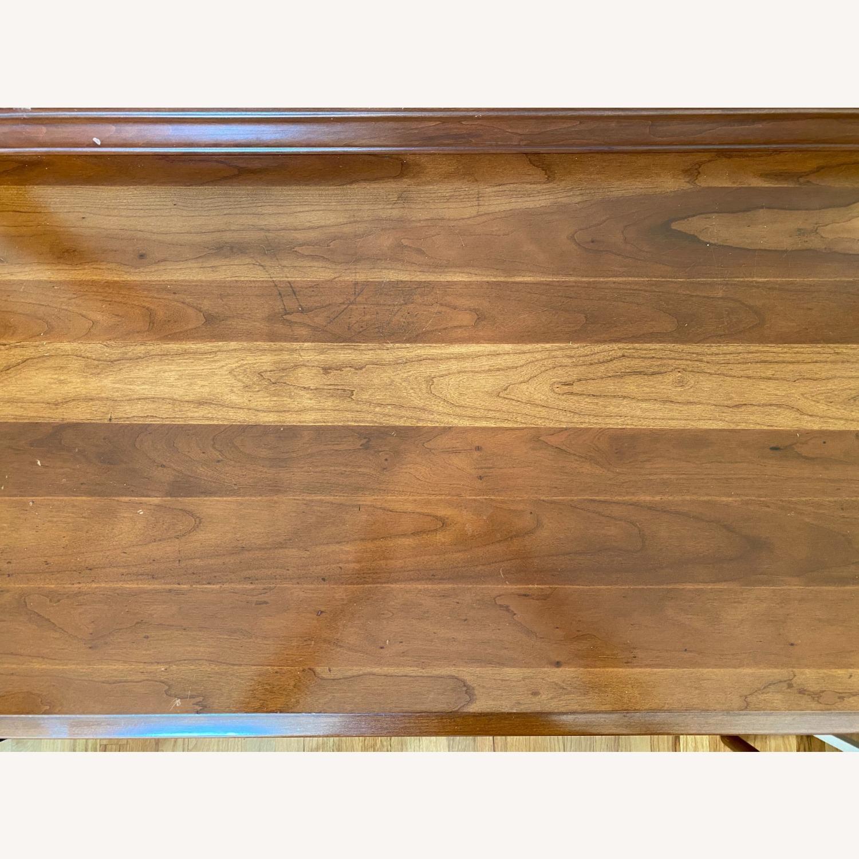 Permacraft Vintage Cherry Wood Dresser with Mirror - image-5