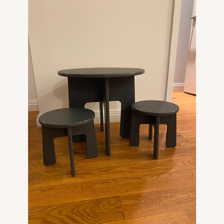 Room & Board Loki Kids Table and Stools - image-4
