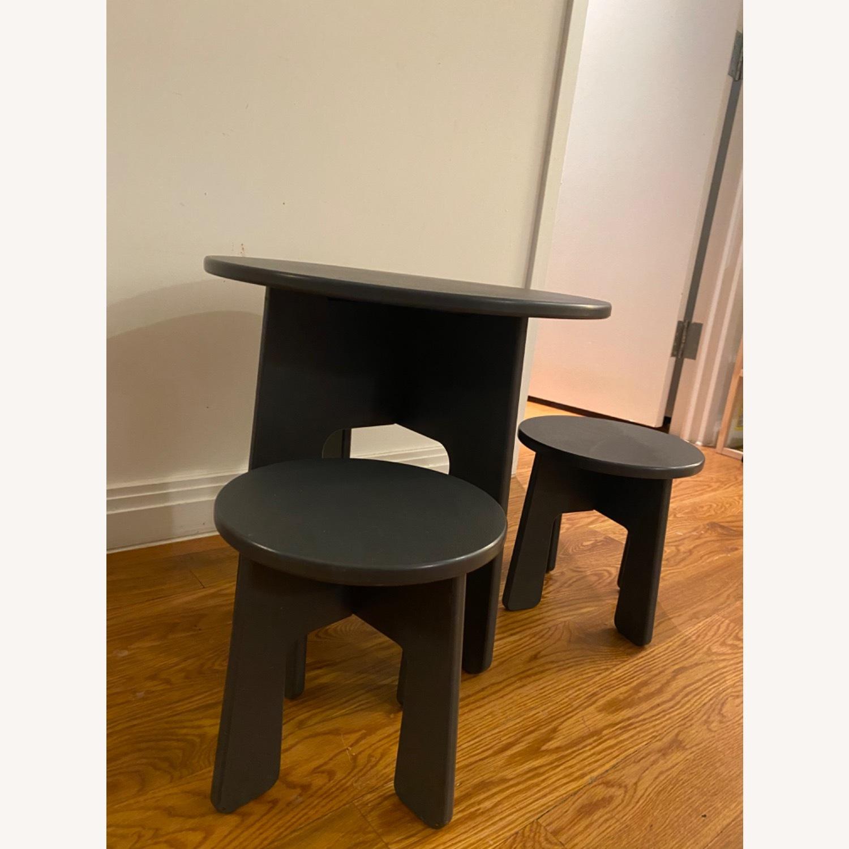 Room & Board Loki Kids Table and Stools - image-3