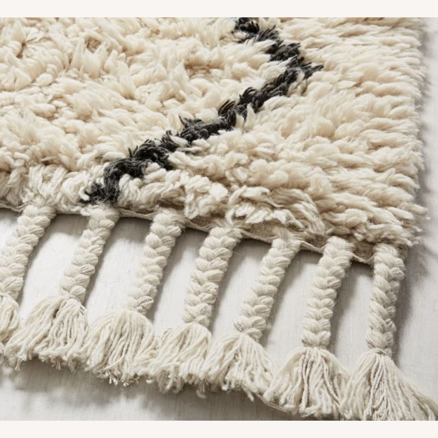 West Elm Wool Souk Rug 9x12 - image-3