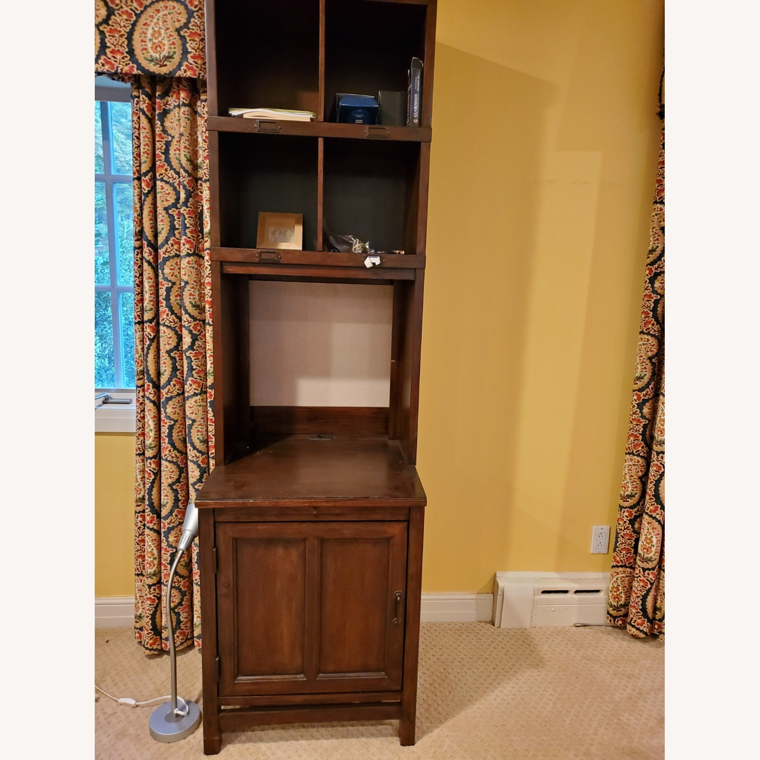 Stanley Desk, Hutch and Side cabinet - image-2