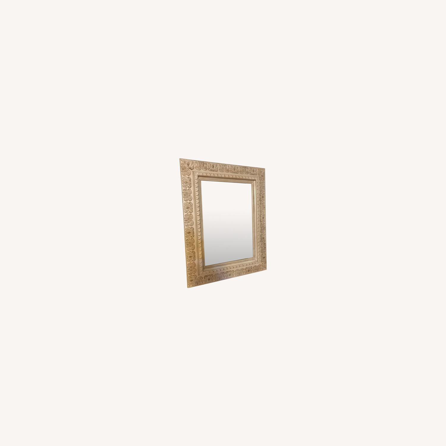 West Elm Wall Mirror - image-0