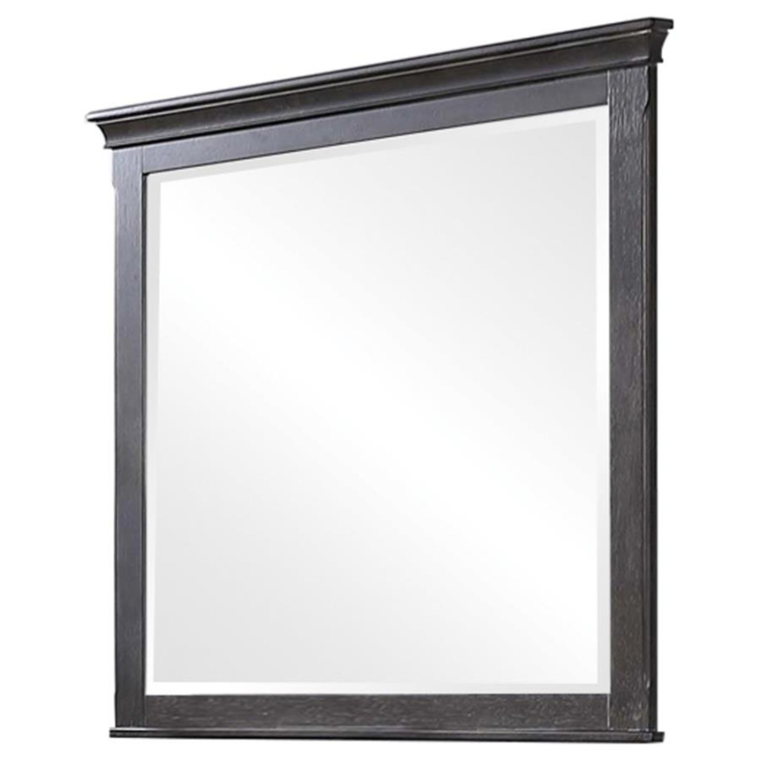 Mirror In Trending Weathered Sage Finish - image-0