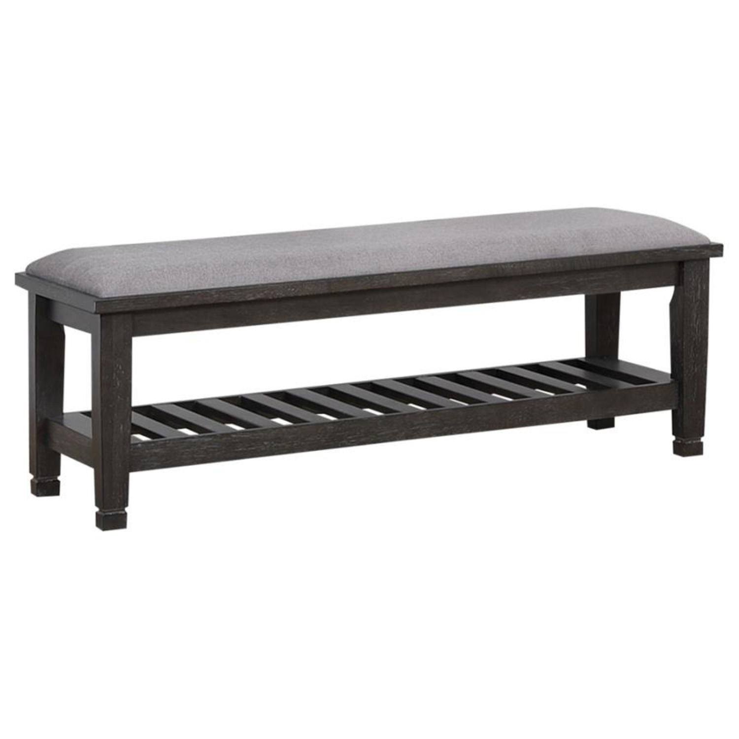 Bench In Weathered Sage Wood Finish - image-1